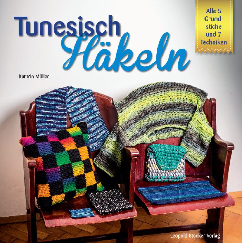 tunesisch Häkeln oder Sträkeln | Kathrin Müller